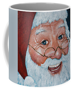 Merry Santa Coffee Mug