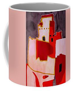 Mesa Verde Original Painting Sold Coffee Mug