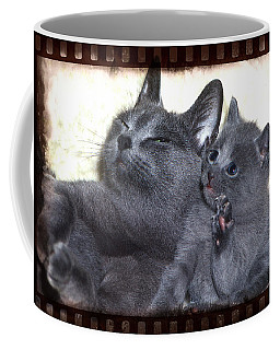 Mess With My Ma I'll Scratch Your Eyes Out Coffee Mug
