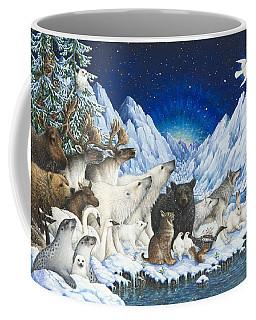 Message Of Peace Coffee Mug