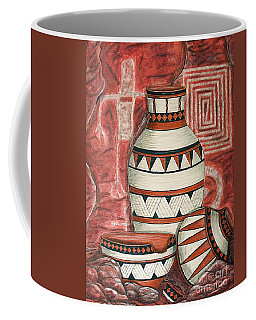 Messages Coffee Mug
