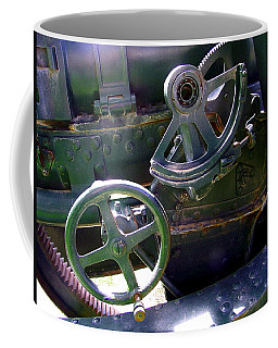 Antique Canon Mechanisms Coffee Mug