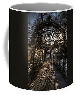 Metal Garden Coffee Mug by Nathan Wright