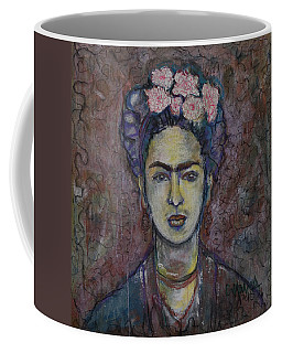 Metamorphosis Frida Coffee Mug