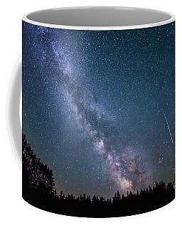 Meteor Milky Way  Coffee Mug