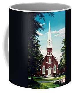 Methodist Church Coffee Mug