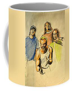 Mettalica Coffee Mug