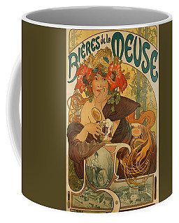 Meuse Beer Coffee Mug