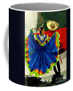 Mexican Dancers Coffee Mug
