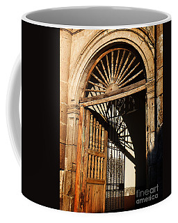 Mexican Door 27 Coffee Mug by Xueling Zou