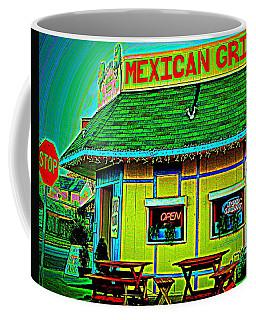 Mexican Grill Coffee Mug