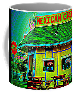 Mexican Grill Coffee Mug