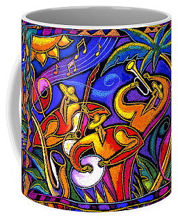 Latin Music Coffee Mug