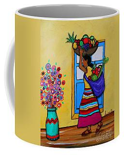 Mexican Street Vendor Coffee Mug