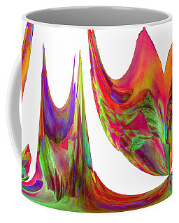 Mexico Hibiscus Series 1 Coffee Mug