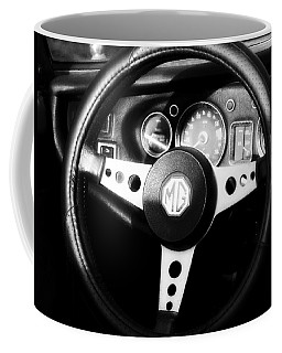 Mg Dashboard Coffee Mug
