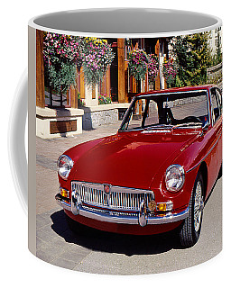 Mgb In Whistler Coffee Mug