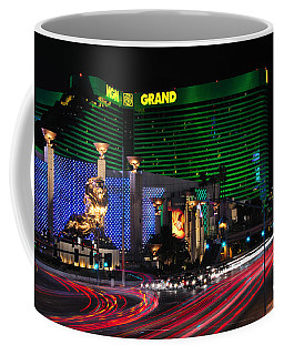 Mgm Grand Hotel And Casino Coffee Mug