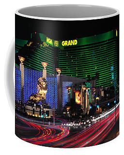 Mgm Grand Hotel And Casino Coffee Mug