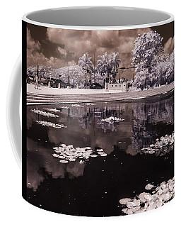 Miami Beach Lake Coffee Mug