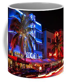 Miami Beach Ocean Drive Coffee Mug