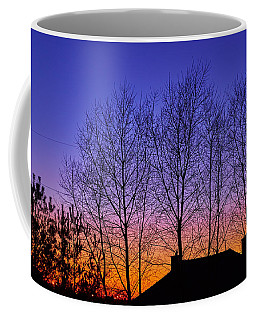 Miami Sky Coffee Mug