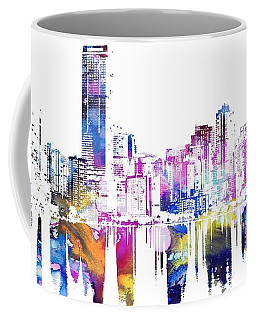 Miami Skyline Coffee Mug