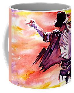 Michael Jackson-billie Jean Coffee Mug by Joshua Morton