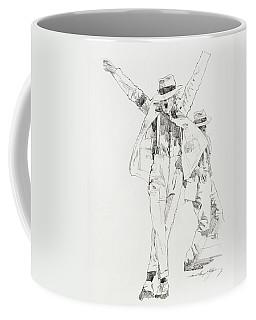 Michael Smooth Criminal Coffee Mug
