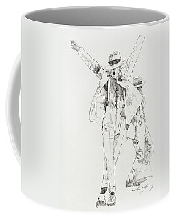 Michael Smooth Criminal Coffee Mug