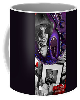 Michael's Memorial Coffee Mug
