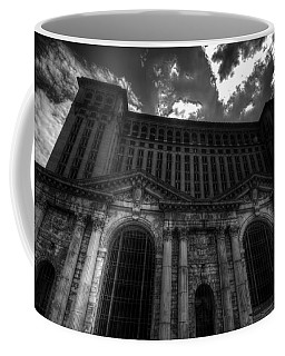 Michigan Central Station Highrise Coffee Mug