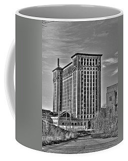 Michigan Central Station Coffee Mug