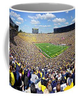 Michigan Stadium - Wolverines Coffee Mug