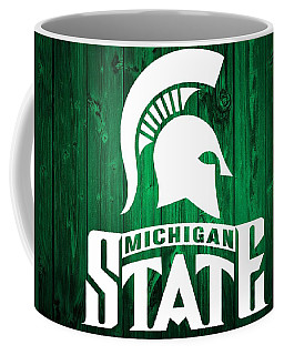 Michigan State Barn Door Coffee Mug