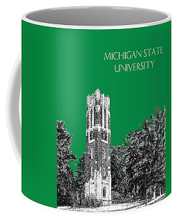 Michigan State University - Forest Green Coffee Mug
