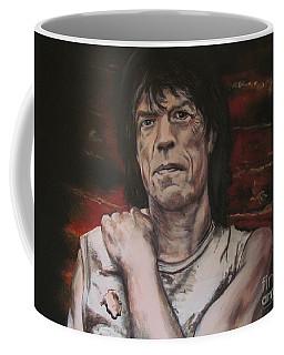 Mick Jagger - Street Fighting Man Coffee Mug