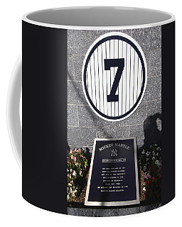 Mickey Mantle Coffee Mug