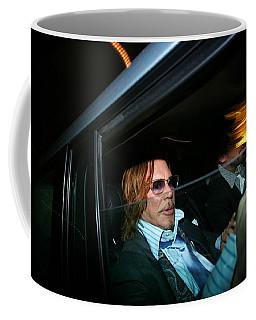 Mickey Rourke  Coffee Mug