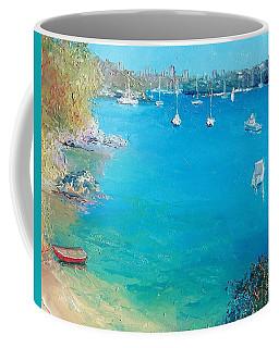 Middle Harbour Sydney Coffee Mug