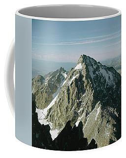T-209207-middle Teton From Grand Teton Coffee Mug