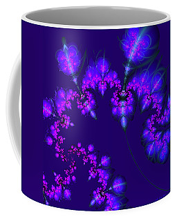 Midnight Blossoms Coffee Mug
