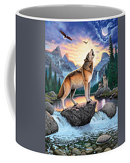 Midnight Call Coffee Mug