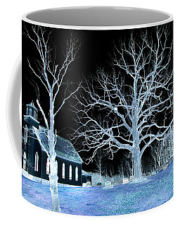 Midnight Country Church Coffee Mug