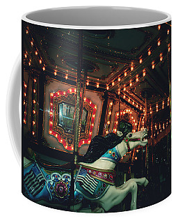 Coffee Mug featuring the photograph Midnight Dream by Rachel Mirror