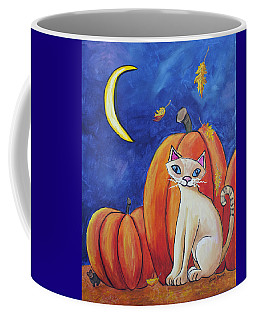 Midnight In The Pumpkin Patch Coffee Mug