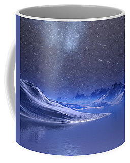 Midnight Snow Coffee Mug