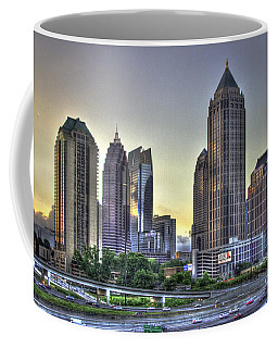 Midtown Atlanta Sunrise Coffee Mug