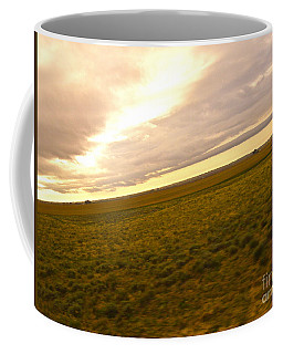 Midwest Slanted Coffee Mug