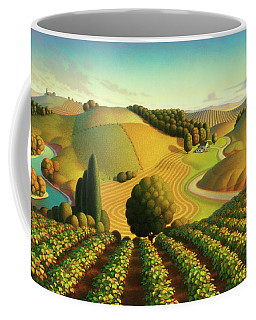 Midwest Vineyard Coffee Mug